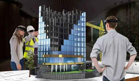 PPP研究中心、BIM+VR应用