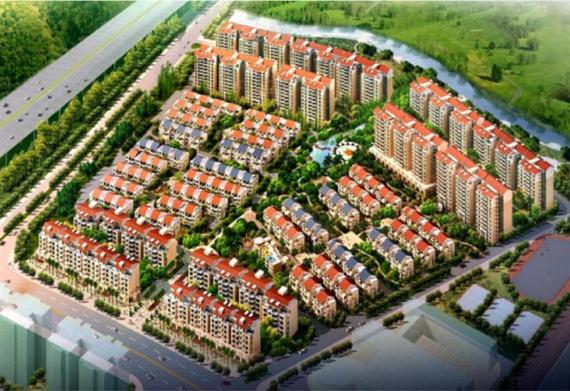 赣州章江新区农民返迁房(PPP)项目