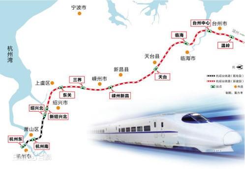 杭绍台高铁项目(全过程工程咨询)